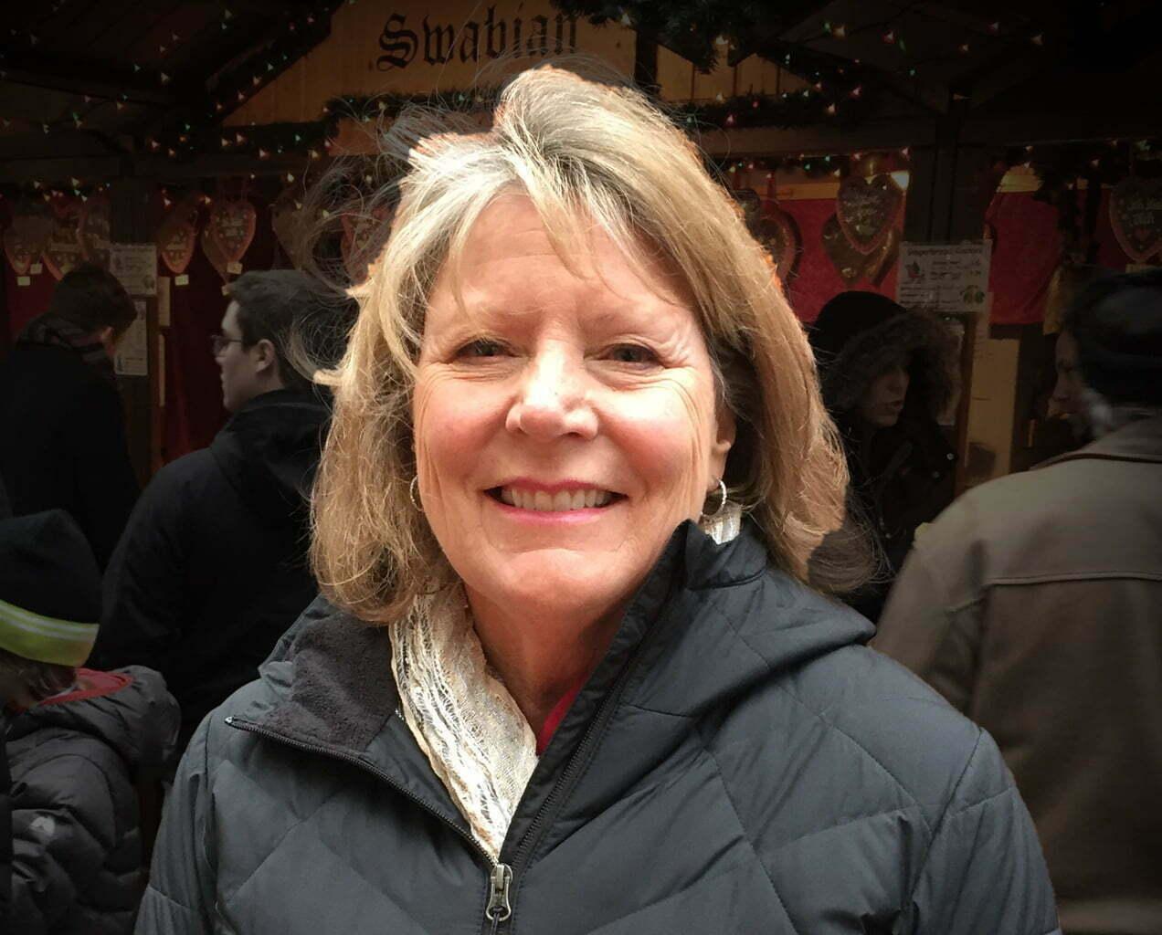 Elaine M. Delves