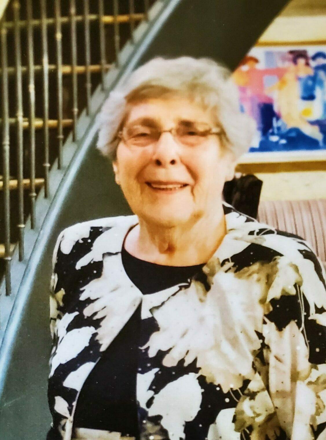 Joan E. Mennie